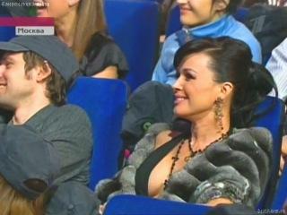 Анастасия Заворотнюк на киноноградах МТВ