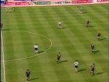13 Англия - Шотландия (ЕВРО 1996 - обзор матча).
